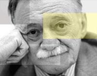 Mario Benedetti y su libro de poemas Viento del exilio